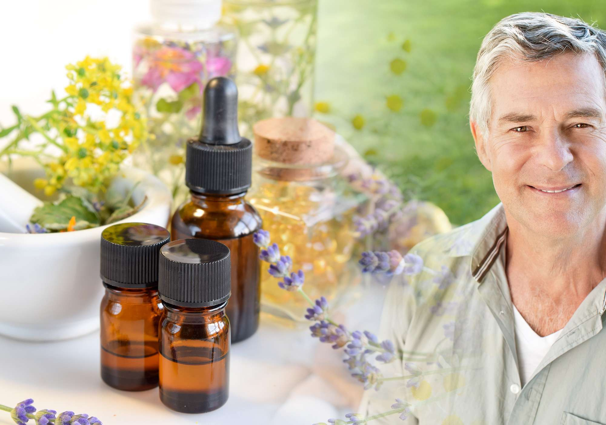 Natural Supplements for Prostate