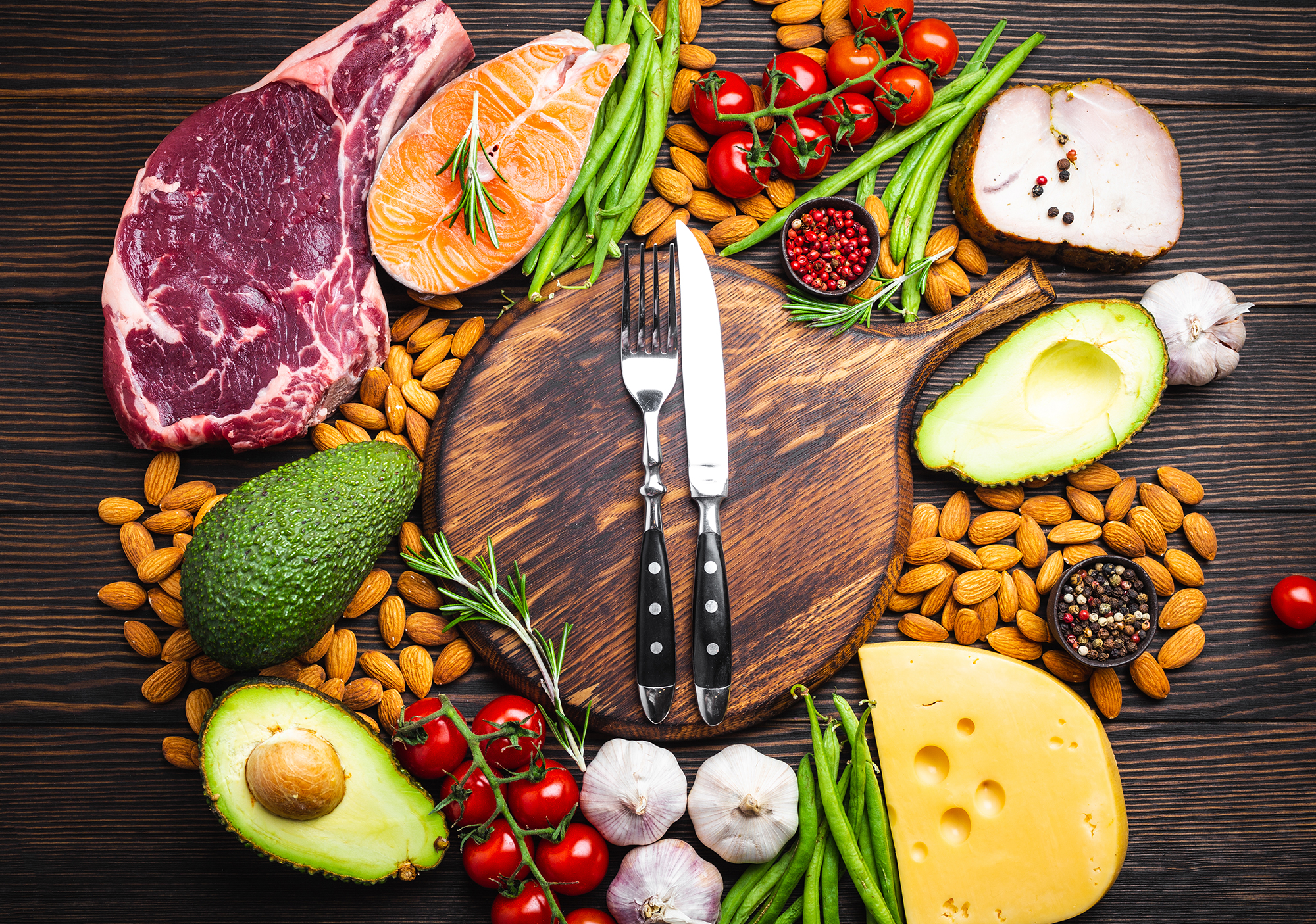 places to eat tricities keto diet