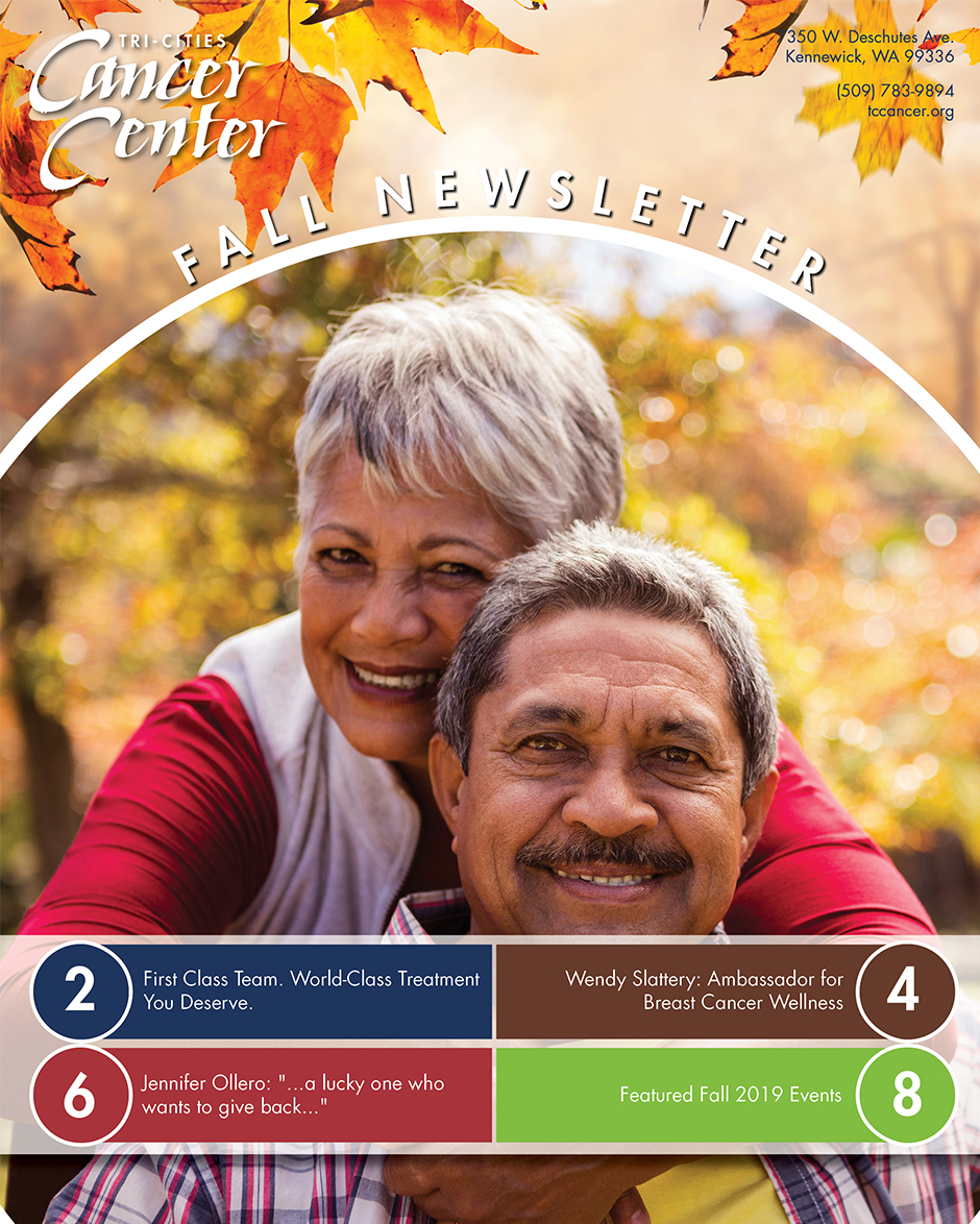 Fall Newsletter Cover